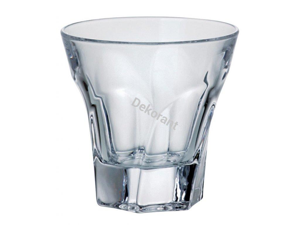 Crystalite Bohemia sklenice na whisky Apollo 230 ML, 6 KS