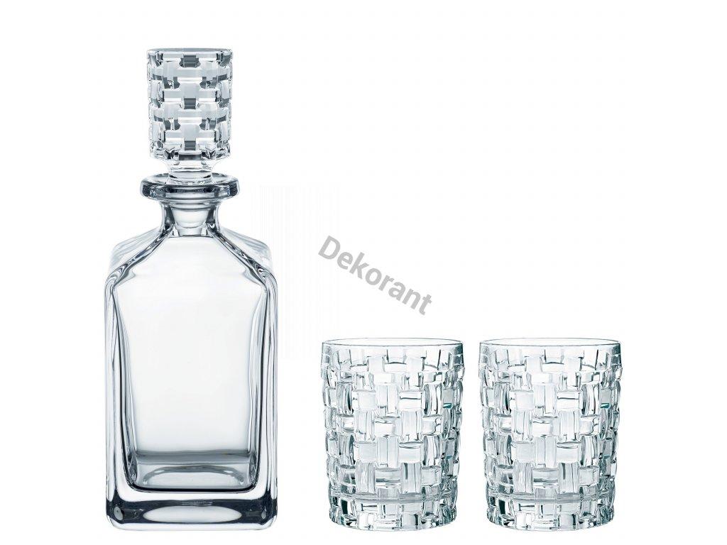 Bossa Nova whisky set s
