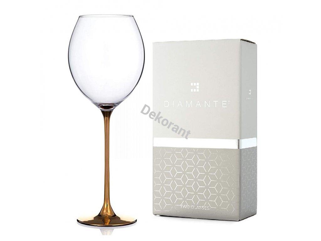 Elegance Gold red wine krabicka 2s