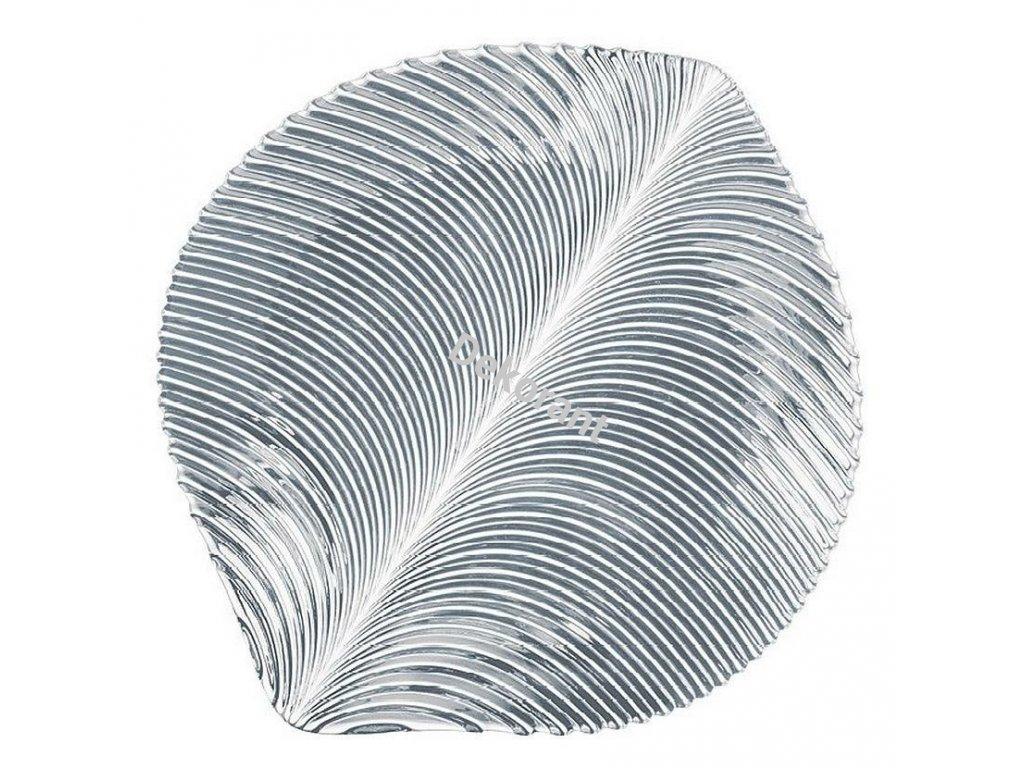 Nachtmann skleněný talíř Mambo 32 cm 2KS