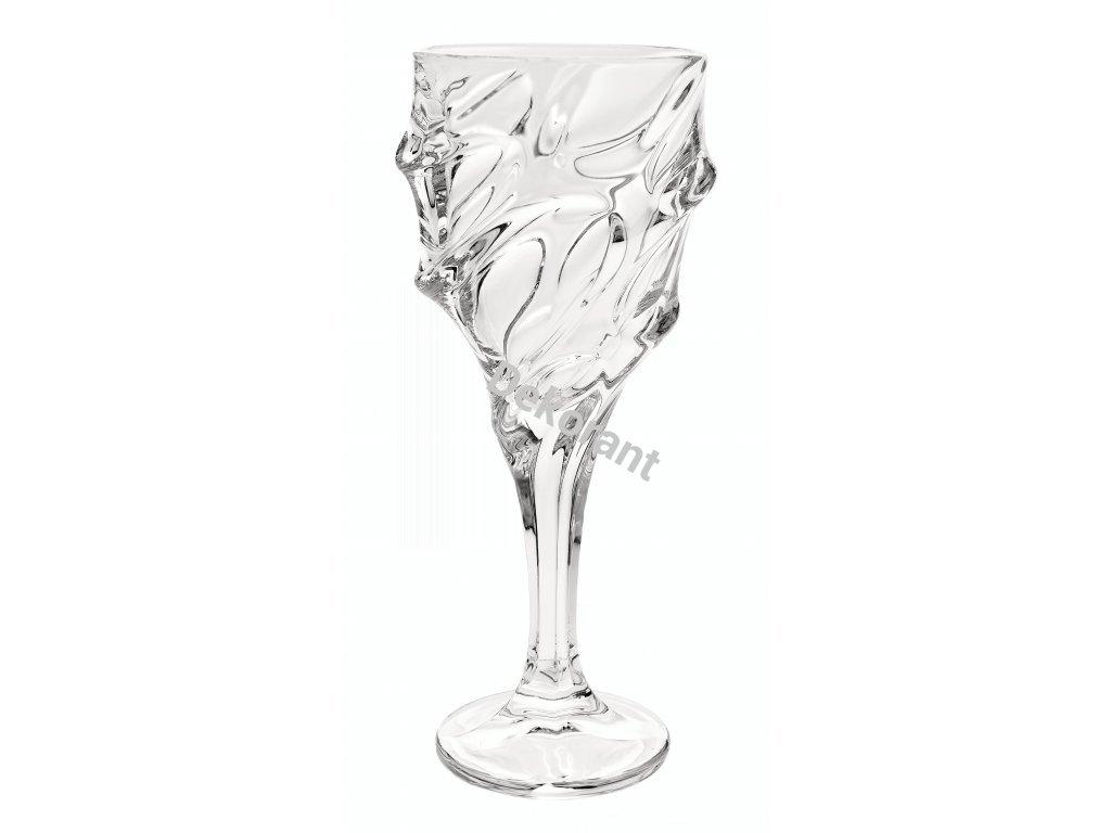 Bohemia Jihlava sklenice na červené víno Calypso Goblet 320 ml 6KS