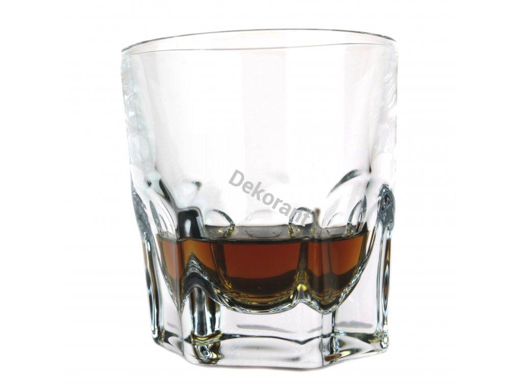 Crystalite Bohemia sklenice na whisky Acapulco 320 ML, 6 KS