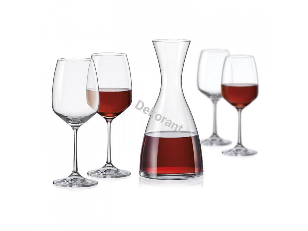 giselle set na červené víno
