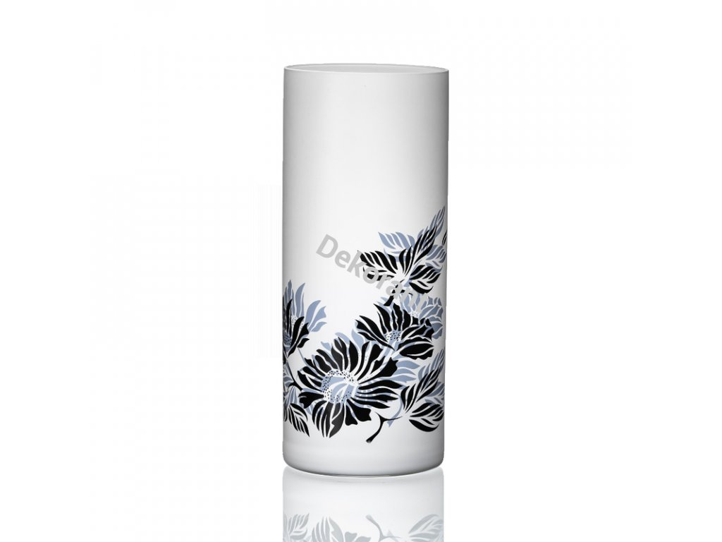 vaza crystalex kvetiny
