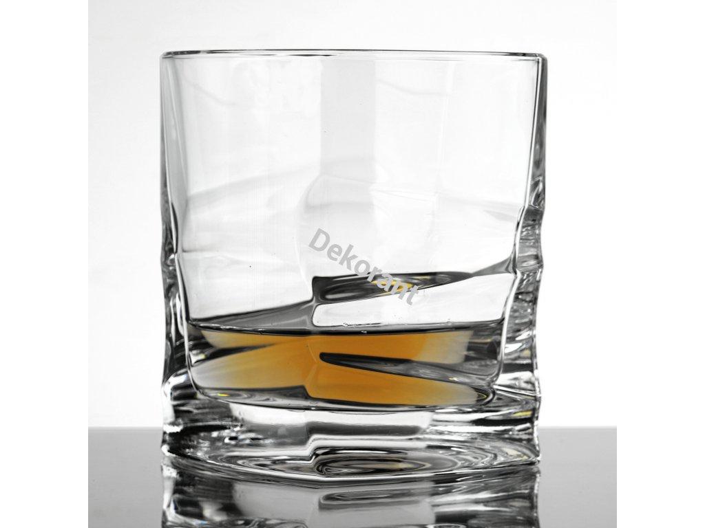 Bohemia Jihlava sklenice na whisky Sail 320 ML 6KS