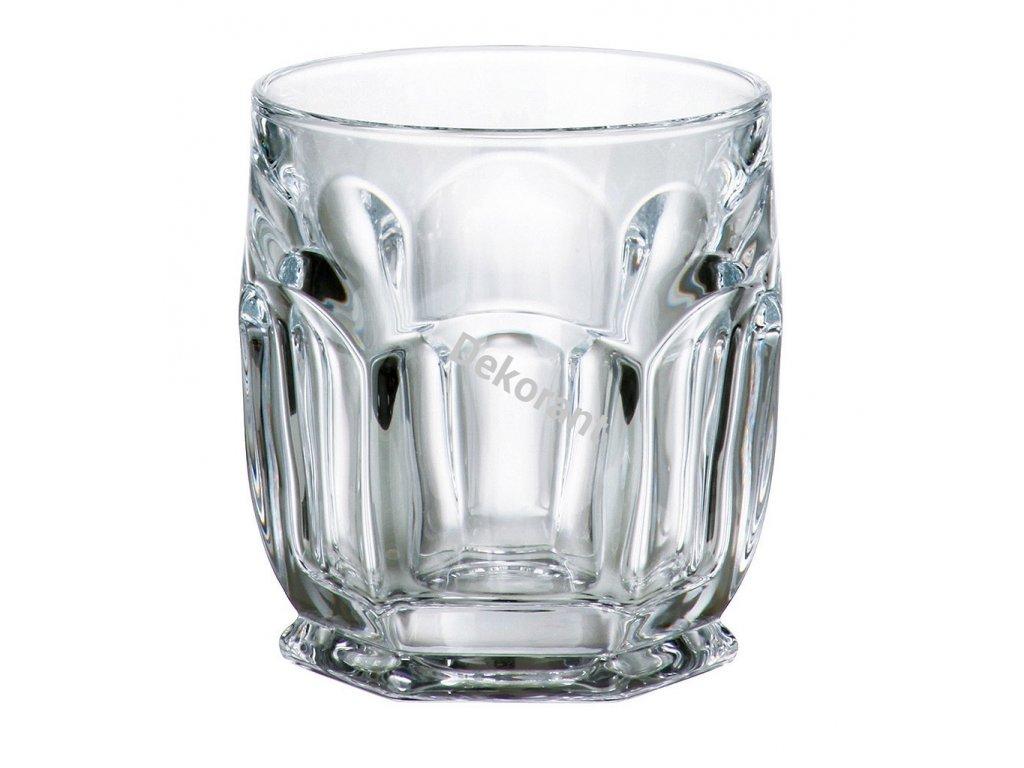 safari sklenice whisky oriznuta