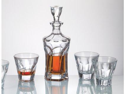 Apollo whisky set