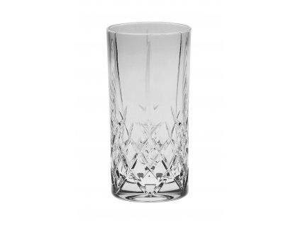 Bohemia Crystal sklenice na vodu a nealko nápoje Brixton 350 ML 6KS