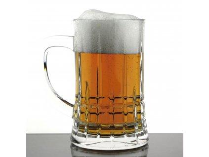 Bohemia Crystal sklenice na pivo Dover 0,5L 1KS