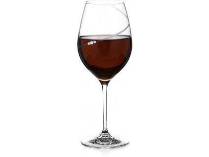 Silhouette City červené víno 2KS