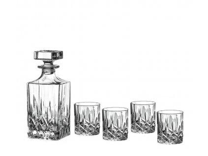ster 5 dielny whisky set