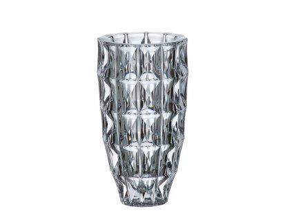 Crystalite Bohemia skleněná váza Diamond 25 CM
