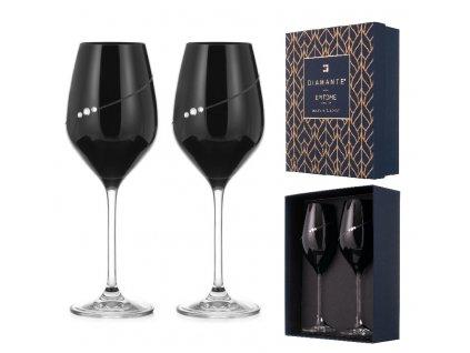 Silhouette City Black bílé víno Epitome 2KS