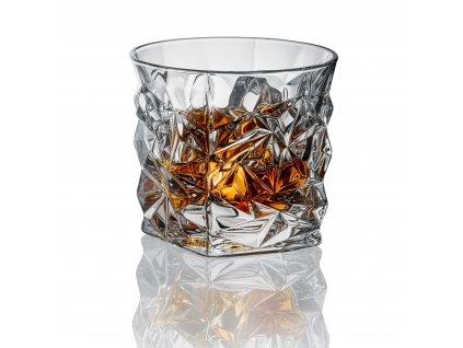 Bohemia Jihlava sklenice na whisky Glacier 350 ML 6 KS