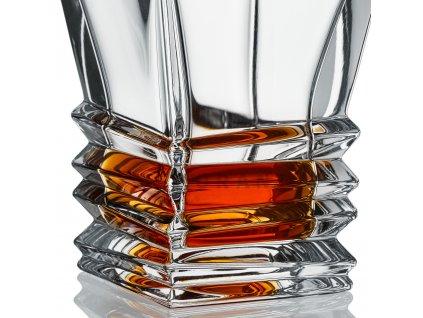 Bohemia Jihlava karafa na whisky Rocky