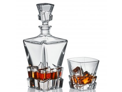 Crack whisky set 1+6 ss
