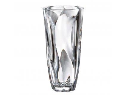 Crystalite Bohemia skleněná váza Barley Twist Dekorant.cz