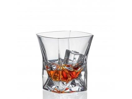 Sklenice na whisky pyramida