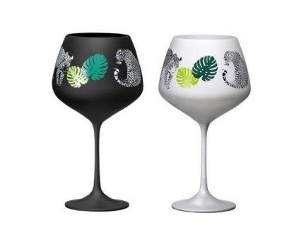 dzungle set sklenic na vino