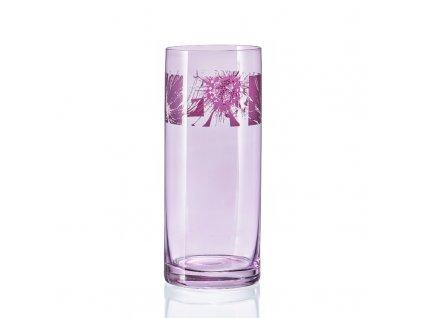 vaza kvetiny ruzova