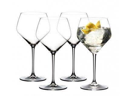 Extreme sklenice na gin