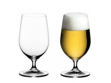 Ouverture sklenice na pivo