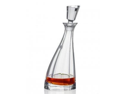 Bohemia Jihlava karafa na whisky Boston 1000 ML