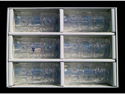 500pk sklenice na vodu oriznuta