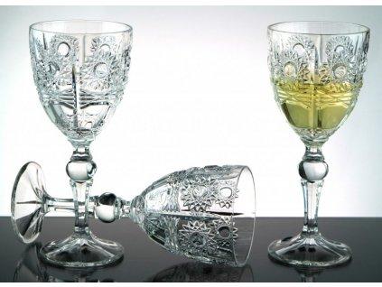 Bohemia Jihlava sklenice na bílé víno 500pk 260 ML 6KS