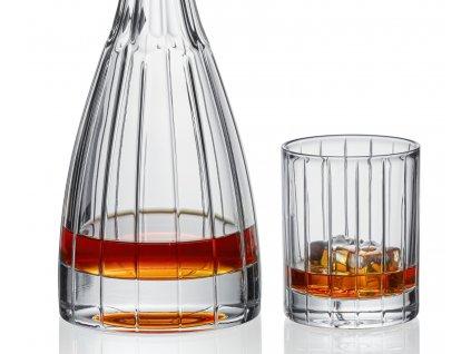 Bohemia Jihlava souprava na whisky Caren 1+6