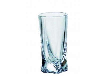 Crystalite Bohemia sklenice na destiláty Quadro 50 ml 6 KS