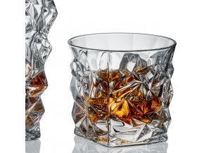 Glacier sklenice whisky veu