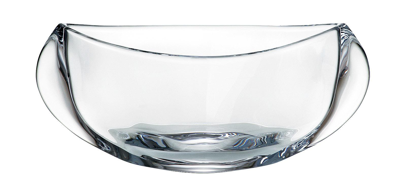 Crystalite Bohemia skleněná mísa na ovoce Orbit 30 cm