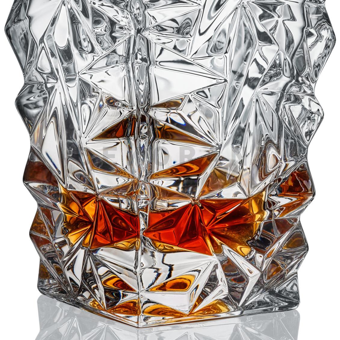 Bohemia Jihlava Karafa na whisky Glacier