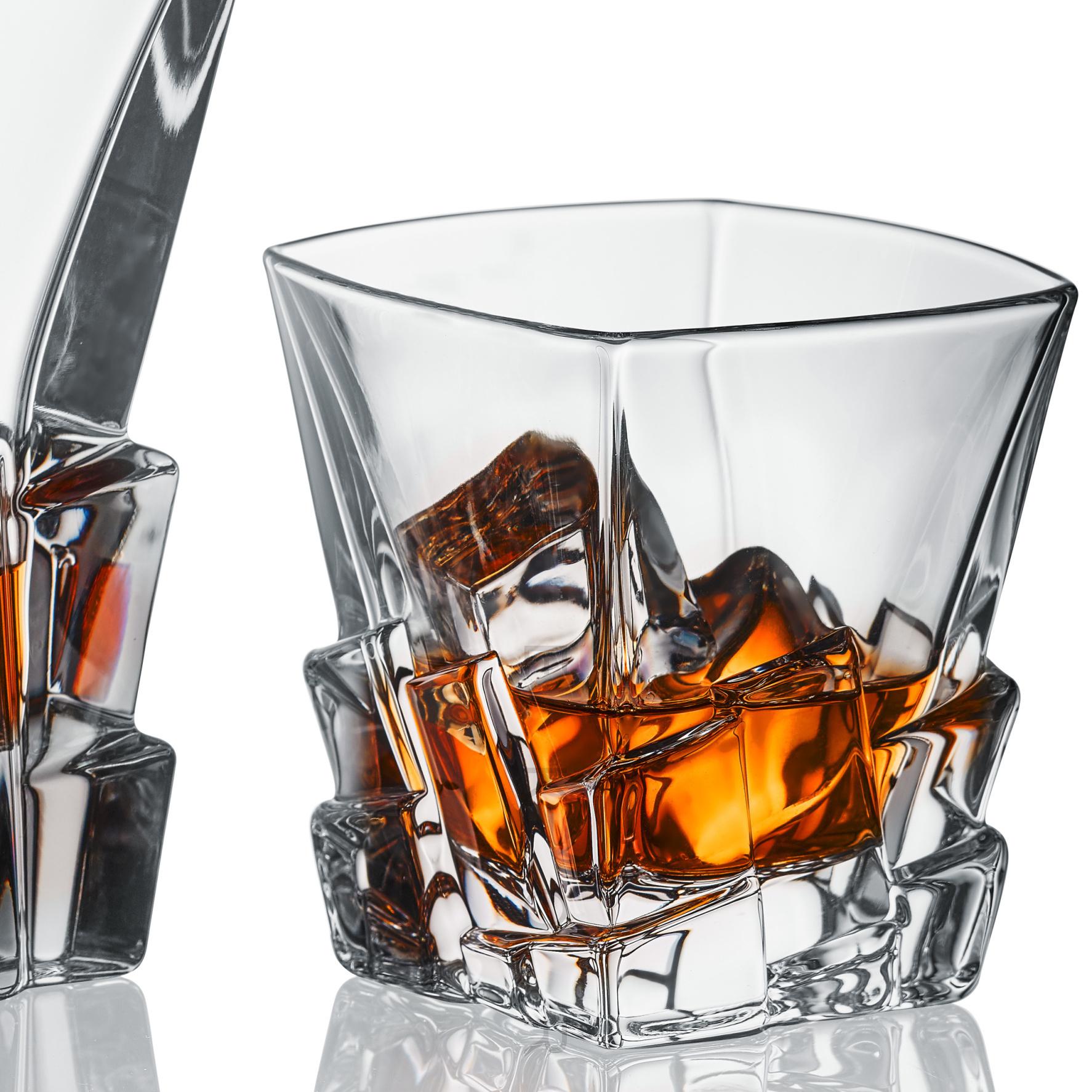 Bohemia Jihlava whisky set Crack 1+6