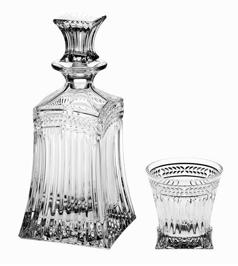 Crystal Bohemia souprava na whisky Imperial (1+6)
