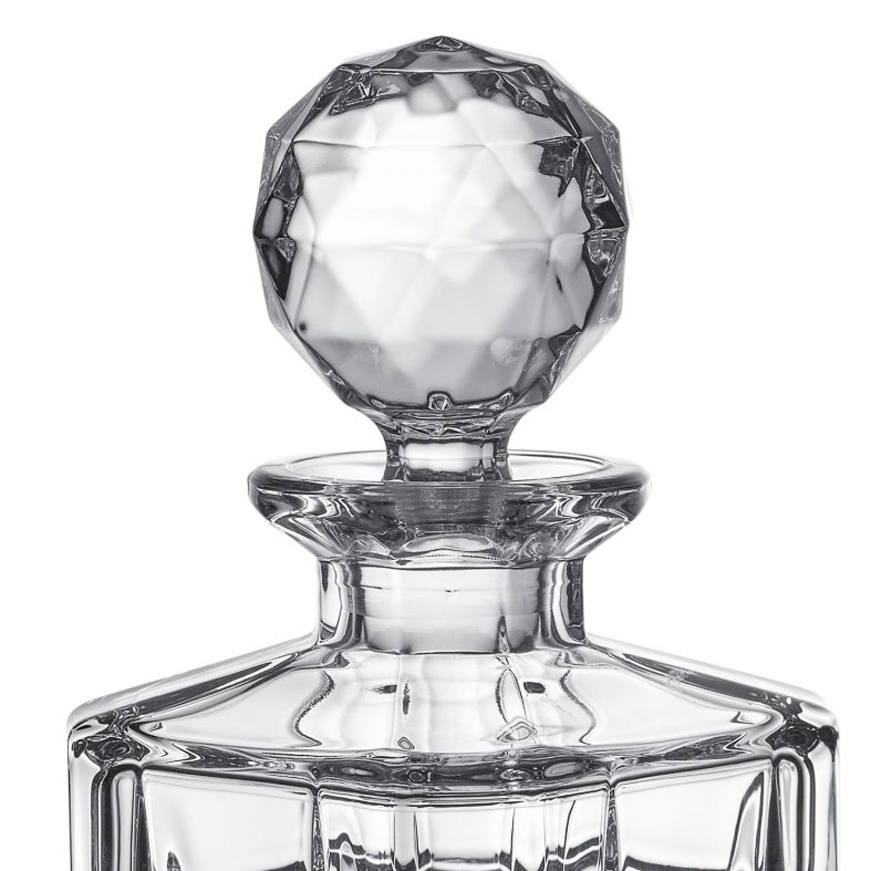 Crystal Bohemia souprava na whisky Timesquare (1+6)