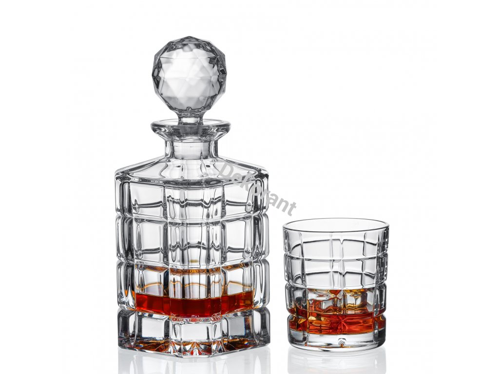 151 crystal bohemia whisky set timesquare 1 6
