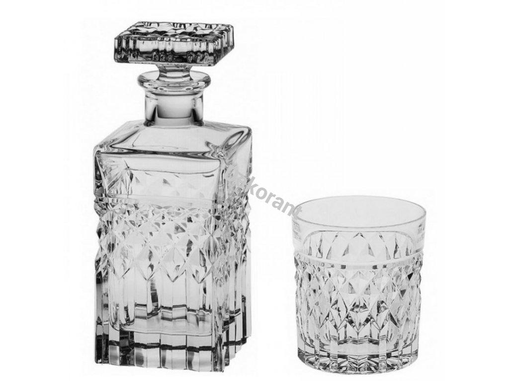 harry whisky set