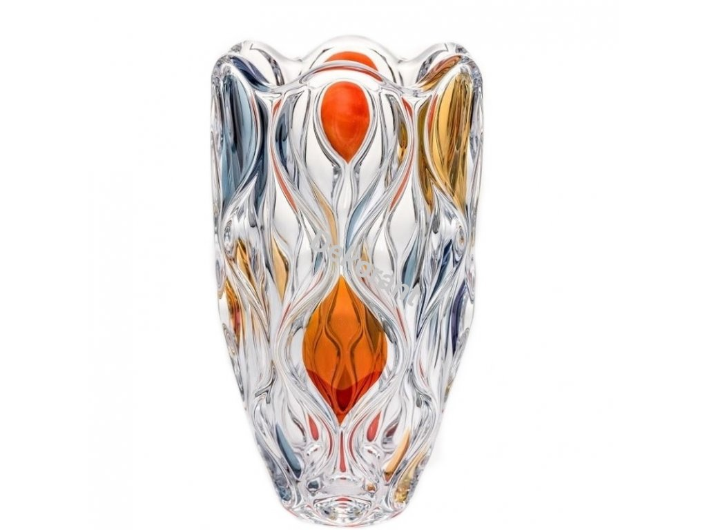 Ocean vase with lister