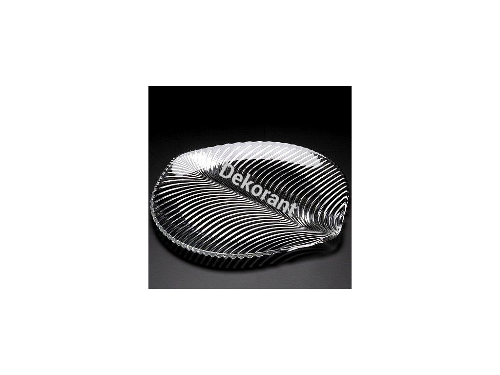 Nachtmann sklenený plytký tanier Mambo 32 cm 2KS