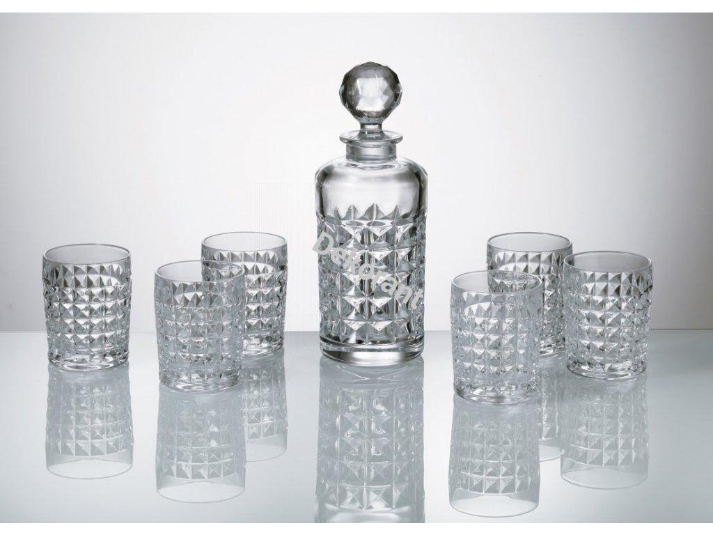 Diamond bottle 6xOF set