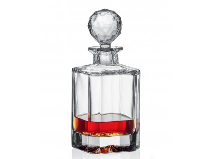 Bohemia Jihlava karafa na whisky Fiona 800 ML