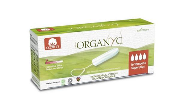 BIO produkty dámské intimní hygieny