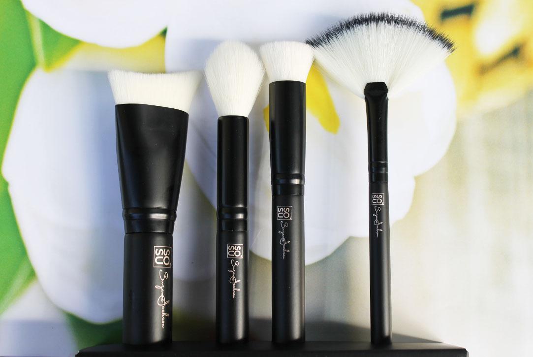 Kosmetická sada štětců na obličej SOSU makeup