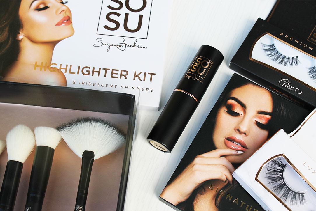 Kosmetika SOSU by Suzanne Jackson