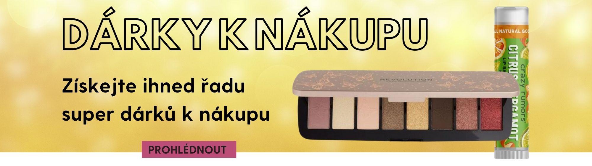 Kosmetika zdarma