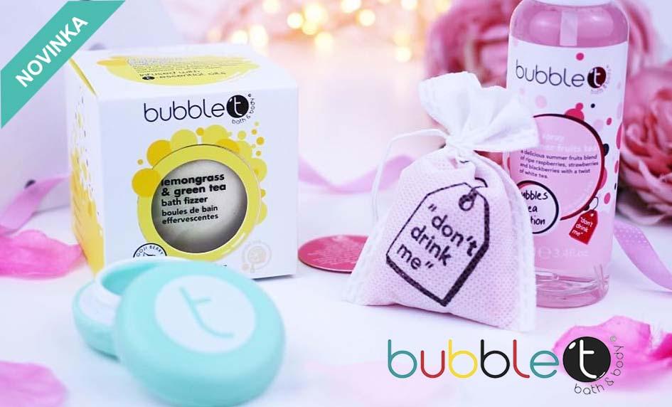 Bubble-t cosmetics