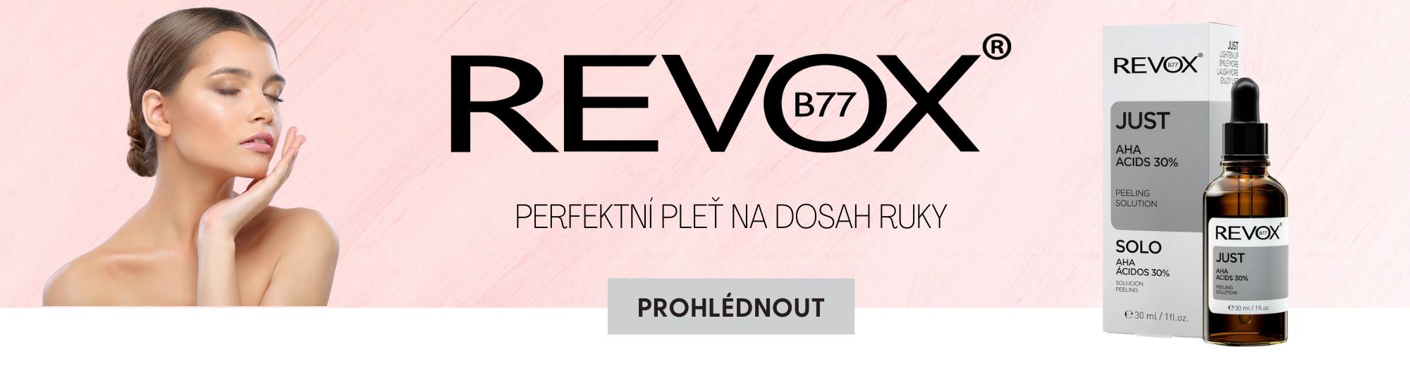 Kosmetika Revox