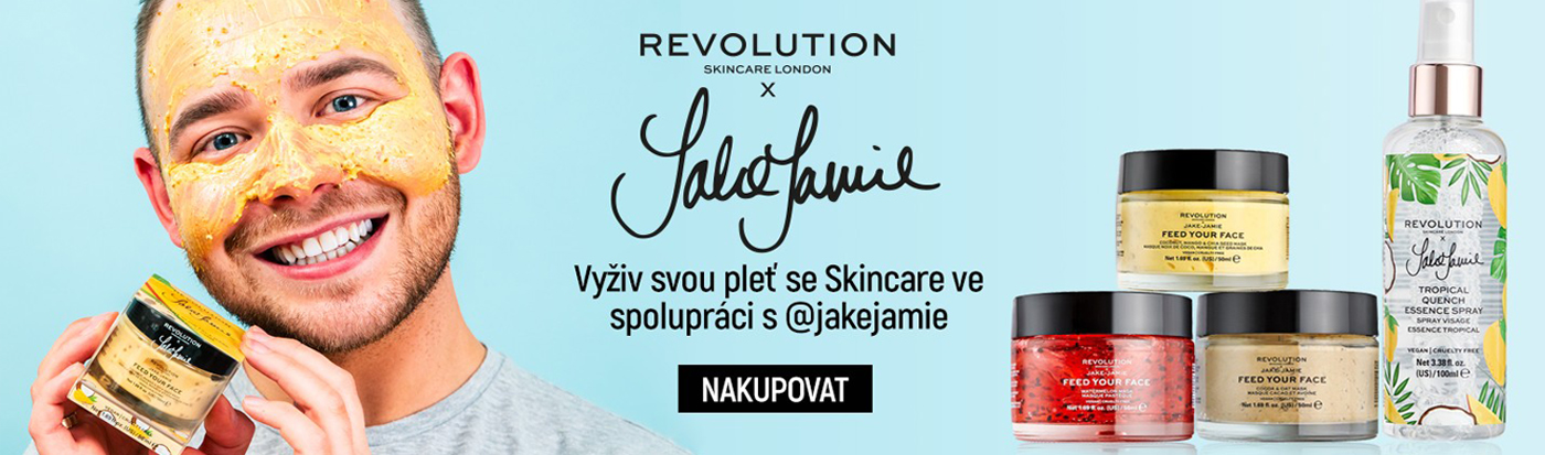 Makeup revolution masky